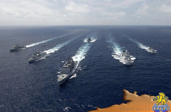 НАТО усиливает военно-морскую группировку в Черном море  - «Политика»