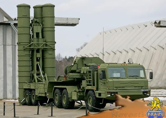 Четвертый дивизион ЗРК С-400 «Триумф» заступил на охрану воздушных границ в Крыму - «Армия и флот»