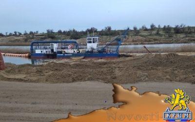 Министерство экологии Крыма: песок, добываемый в Керчи — не токсичен - «Экономика Крыма»
