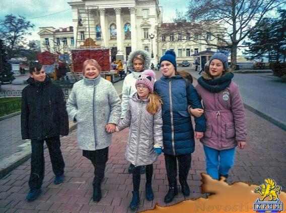 Пять голосов из Севастополя звучат в Детском хоре России - «Культура»