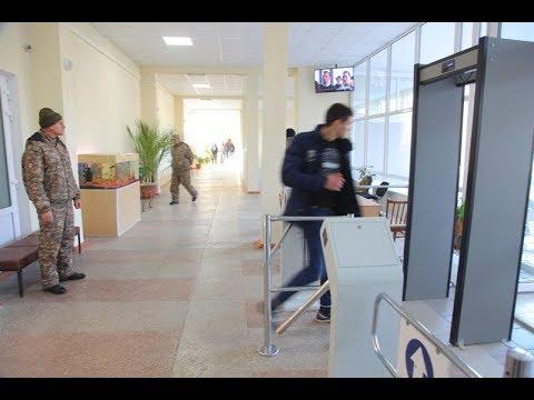 Керчь: политехнический колледж отремонтировали после взрыва  - «Видео новости - Крыма»
