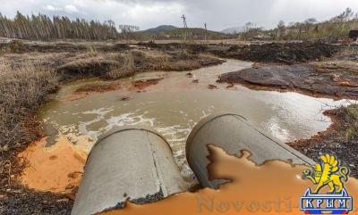 Бердянск оказался на грани экологической катастрофы - «Экономика Крыма»