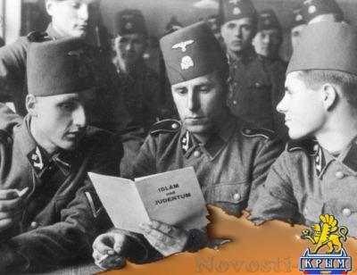 Еврейский комитет изумлён попыткой меджлисовцев оправдать сотрудничества с Гитлером - «Политика Крыма»