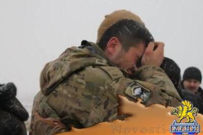 У оккупантов мораль почти на нуле - Народная милиция - «Политика Крыма»