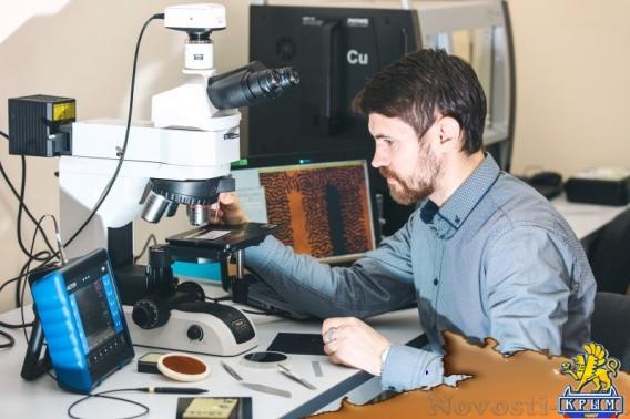 Крымские ученые разработали сенсоры для обнаружения дефектов самолетов - «Технологии»