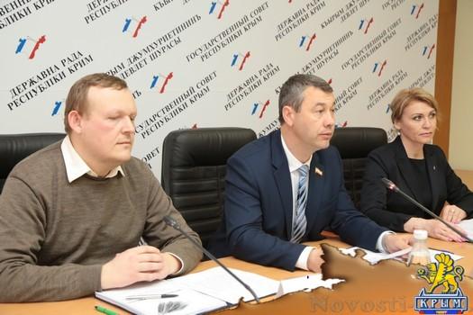 Обеспечение Крыма водой обсудили на заседании профильного парламентского Комитета - «Новости Государственного Совета Крыма»