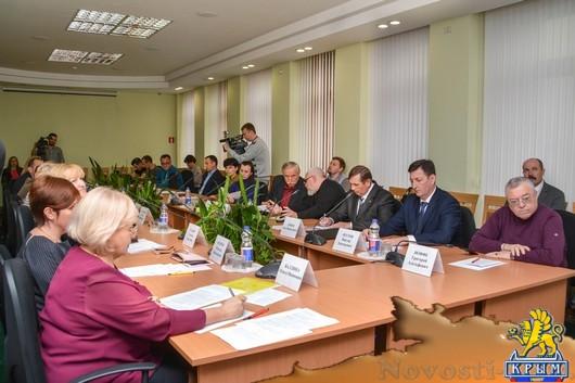 В Госсовете прошло первое заседание рабочей группы по анализу ущерба Крыму за годы пребывания в составе Украины - «Новости Государственного Совета Крыма»