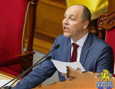 Парубий подписал неонацистский закон об украинском языке - «Политика Крыма»