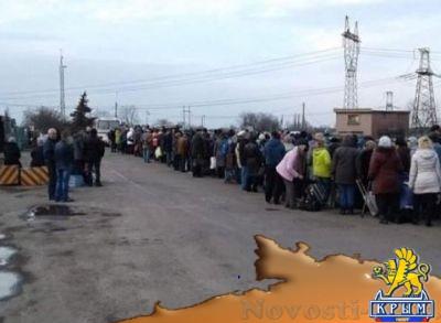 Украинцы массово едут в Донбасс, чтобы стать гражданами России - «Общество Крыма»