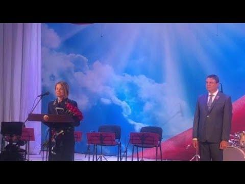 Речь Натальи Поклонской на торжественном мероприятии в честь 5-летия Луганской Народной Республики  - «Видео новости - Крыма»