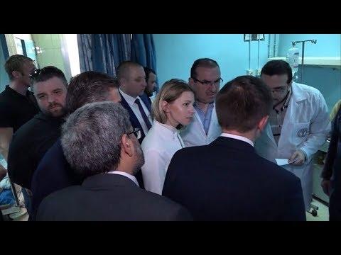 Визит Натальи Поклонской в Сирию (6-7 мая 2019 г.)  - «Видео новости - Крыма»