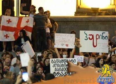 Грузинам придётся есть хинкали в одиночку - «Политика Крыма»
