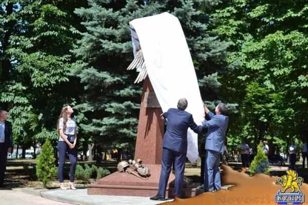 Памятник погибшим журналистам открыли в Луганске (ФОТО) - «Общество Крыма»