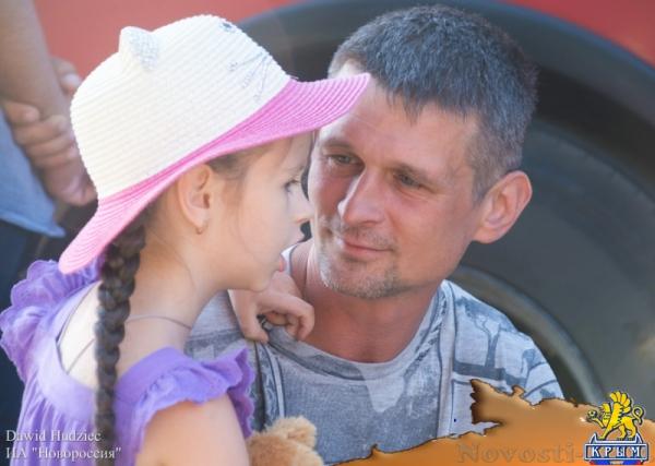 Дети погибших героев Донбасса отдохнут в Крыму (ФОТО) - «Общество Крыма»