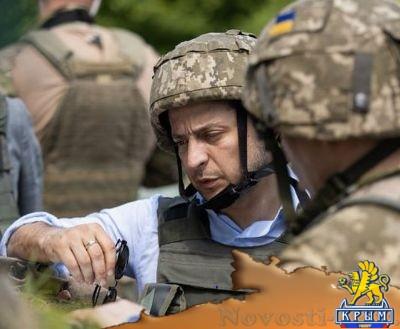 Зеленский открыл свой личный «черный список» убитых мирных жителей Донбасса - «Происшедствия Крыма»