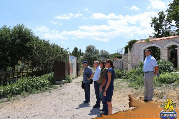 В Феодосии обсудили перспективы развития Старого города - «Новости Феодосии»