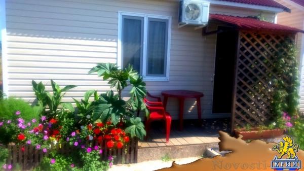 Отдых в Береговом. Отдельные домики для отдыха в Береговом Отдых в Крыму 2019 - жильё в Крыму без посредников - «Отдых в Береговом»