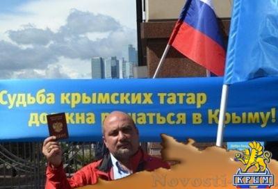 То, что большинство крымских татар поддержали Русскую весну, сознают даже украинские каратели - «Общество Крыма»