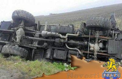 Пьяный водитель украинского военного грузовика уничтожил четверых сослуживцев - «Происшедствия Крыма»