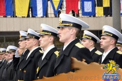 Офицеры украинского военного флота увольняются из-за нежелания воевать в Донбассе - «Происшедствия Крыма»