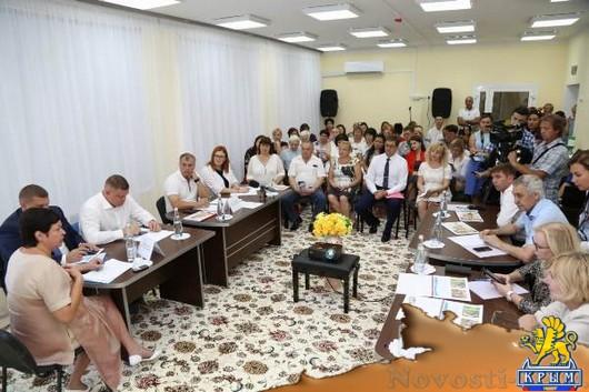 В Евпатории обсудили проблемы дошкольного образования республики - «Новости Государственного Совета Крыма»