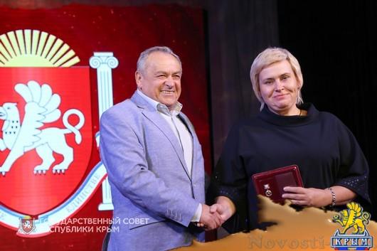 В Крыму отметили День финансиста - «Новости Государственного Совета Крыма»