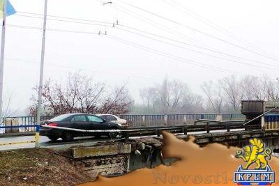 В оккупированном украинской армией Славянске рушится мост через реку Казенный Торец - «Происшедствия Крыма»