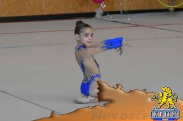 В Феодосии состоялся Открытый турнир по художественной гимнастике - «Новости Феодосии»