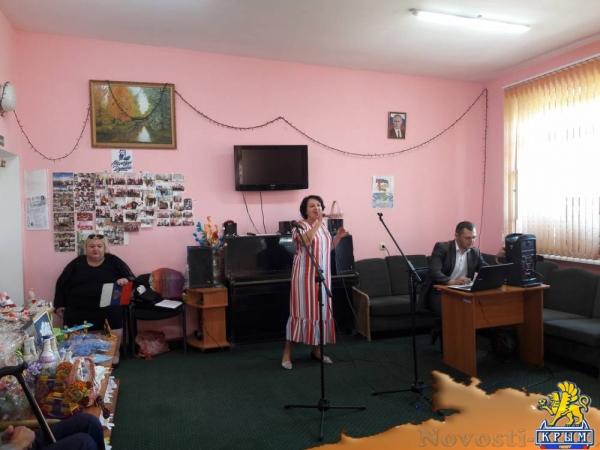 В центре реабилитации Забота состоялся праздничный концерт - «Новости Феодосии»