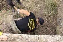 Поисковый отряд «Крымский подвиг» нашел останки бойца - «Новости Судебных Приставов»