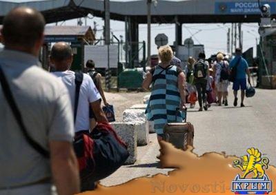 На Украине заметили массовое возвращение переселенцев из Крыма и Донбасса домой - «Общество Крыма»