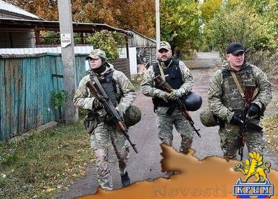 Появление националистов в Золотом не может помешать разведению сил – Народная милиция ЛНР - «Происшедствия Крыма»