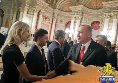 Президент Турции встретился с крымскими парламентариями. Киев в ярости, меджлис в панике - «Политика Крыма»