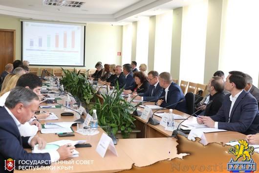 Профильный Комитет поддерживает позицию исполнительной власти о необходимости докапитализации Фонда развития промышленности - «Новости Государственного Совета Крыма»