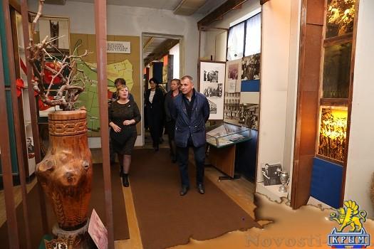 Славновский краеведческий музей необходимо сохранить,- В. Константинов - «Новости Государственного Совета Крыма»