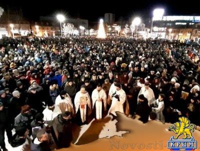 Сербская православная церковь должна быть единой - митрополит Онуфрий - «Общество Крыма»