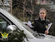 Неоплаченный кредит привел к аресту машины-мечты - «Новости Судебных Приставов»