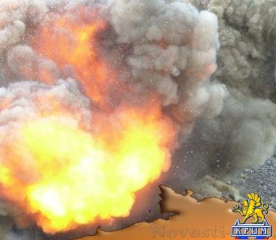 Офицер украинской оккупационной группировки подорвался на мине из-за халатности своих же саперов - «Происшедствия Крыма»