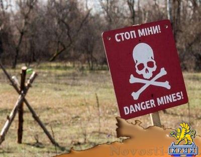 Проверки украинского командования выявили несоответствие карт минных полей на Донбассе - «Происшедствия Крыма»