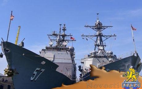 США могут создать военно-морские базы на Украине в обход конвенции Монтрё - мнение - «Политика Крыма»