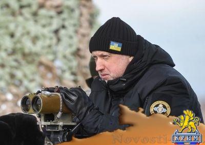 """""""Кровавый пастор"""" Турчинов потребовал от США повоевать за Украину и пожелал ядерное оружие - «Политика Крыма»"""