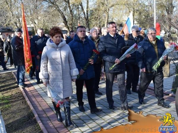 В Джанкое почтили память воинов-интернационалистов - «Новости Государственного Совета Крыма»