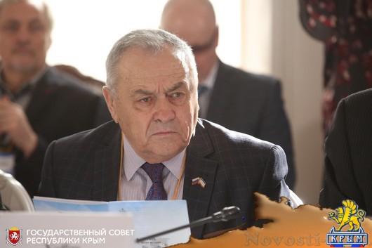 Ефим Фикс: Ялтинская конференция - образец того, как лидеры трех ведущих государств смогли объединить усилия во имя мира - «Новости Государственного Совета Крыма»
