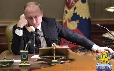 Владимир Путин потребовал от Зеленского соблюдения Минских соглашений - «Политика Крыма»