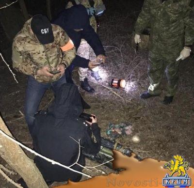 СБУ наткнулась на схрон меджлисовских диверсантов у Северо-Крымского канала - «Происшедствия Крыма»