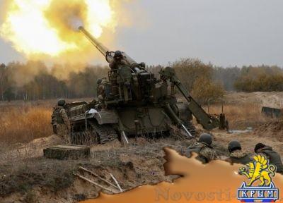 Киевские силовики за минувшую неделю 17 раз обстреляли территорию ЛНР - «Происшедствия Крыма»