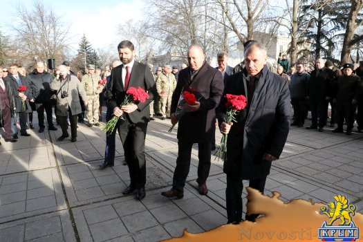 26 февраля - знаменательный день в истории Крыма, - В. Константинов - «Новости Государственного Совета Крыма»