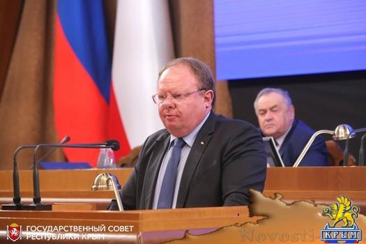 Алексей Черняк: Для развития Джанкоя необходима прочная финансовая основа - «Новости Государственного Совета Крыма»