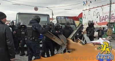Украину охватили бунты и криминальные разборки: в стране повально захватывают горсоветы - «Происшедствия Крыма»